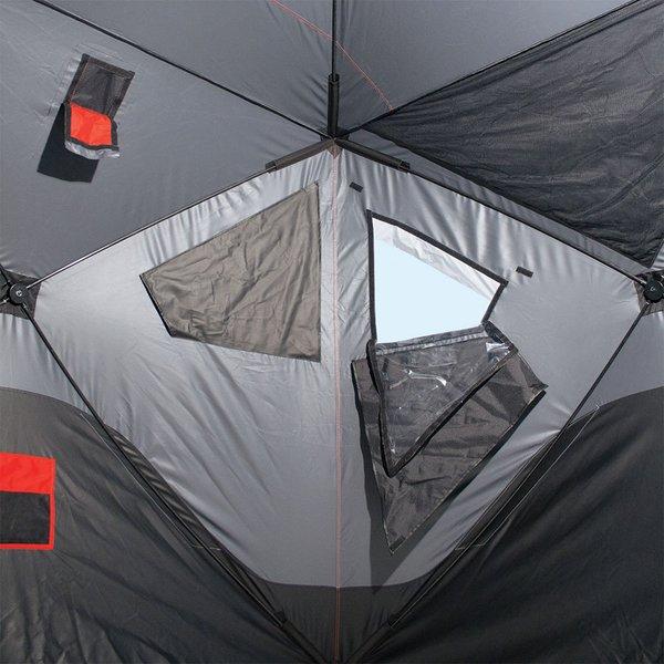 лучшая зимняя палатка для рыбалки