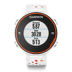 Спортивные часы Garmin Forerunner 620 White/Orange HRM