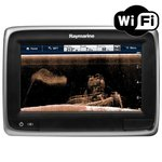 МФД с Wi-Fi и CHIRP эхолотом Raymarine a78 Wi-Fi (без датчика)