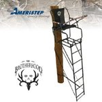 Ћабаз с лестницей Ameristep Brotherhood DLX Ladder
