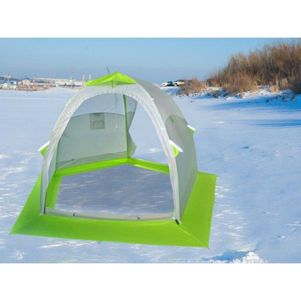 какую палатку для рыбалки выбрать