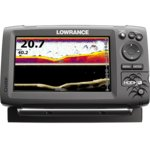 Эхолот Lowrance HOOK-7x (Mid/High/DownScan) (000-12660-001)